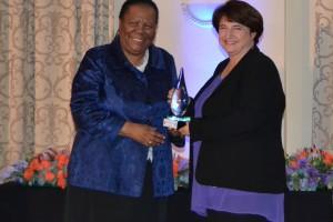 Director receives inaugural award