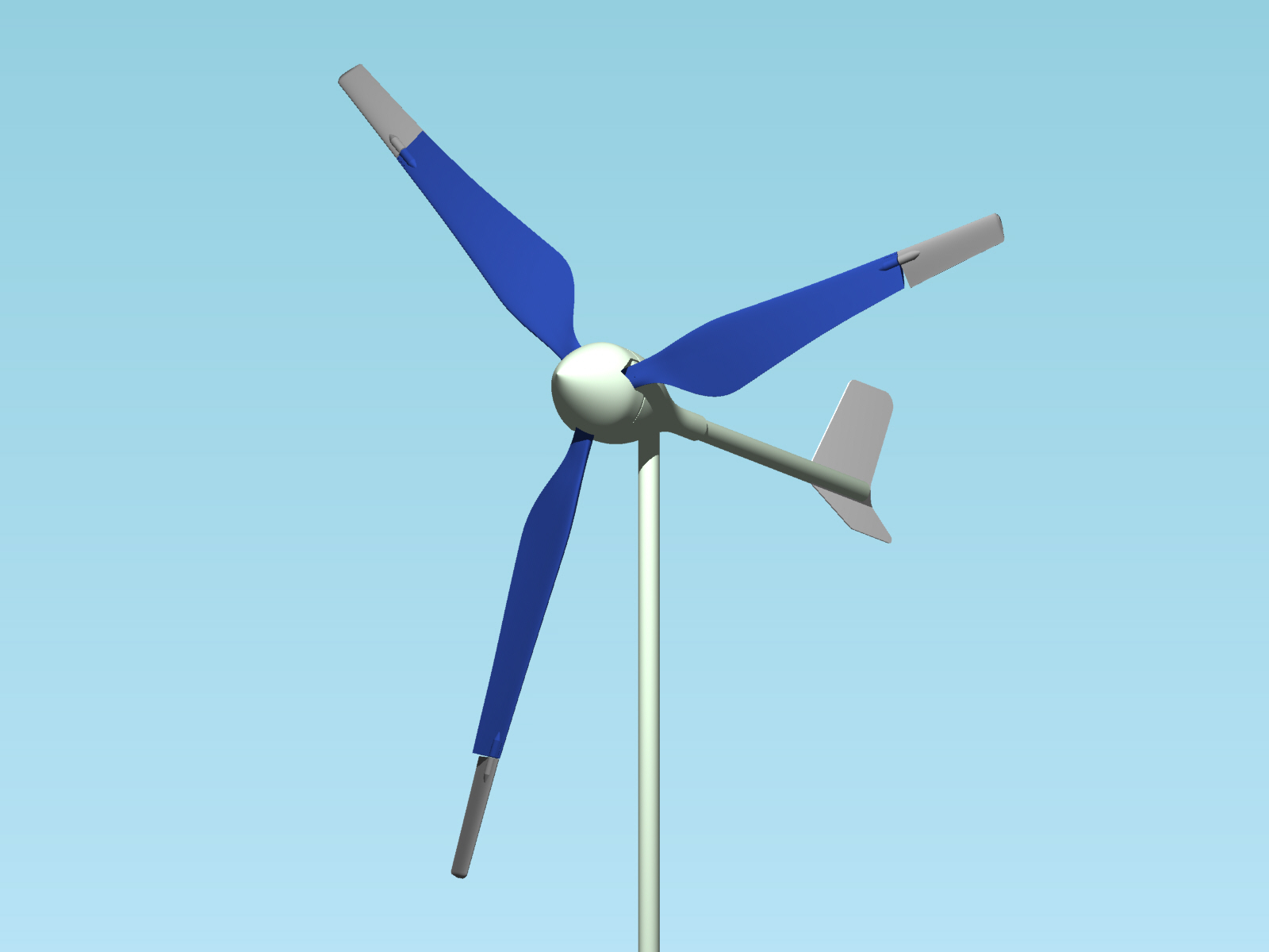 Nelson Mandela University – Innovolve Segmented turbine