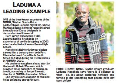 Laduma a leading example