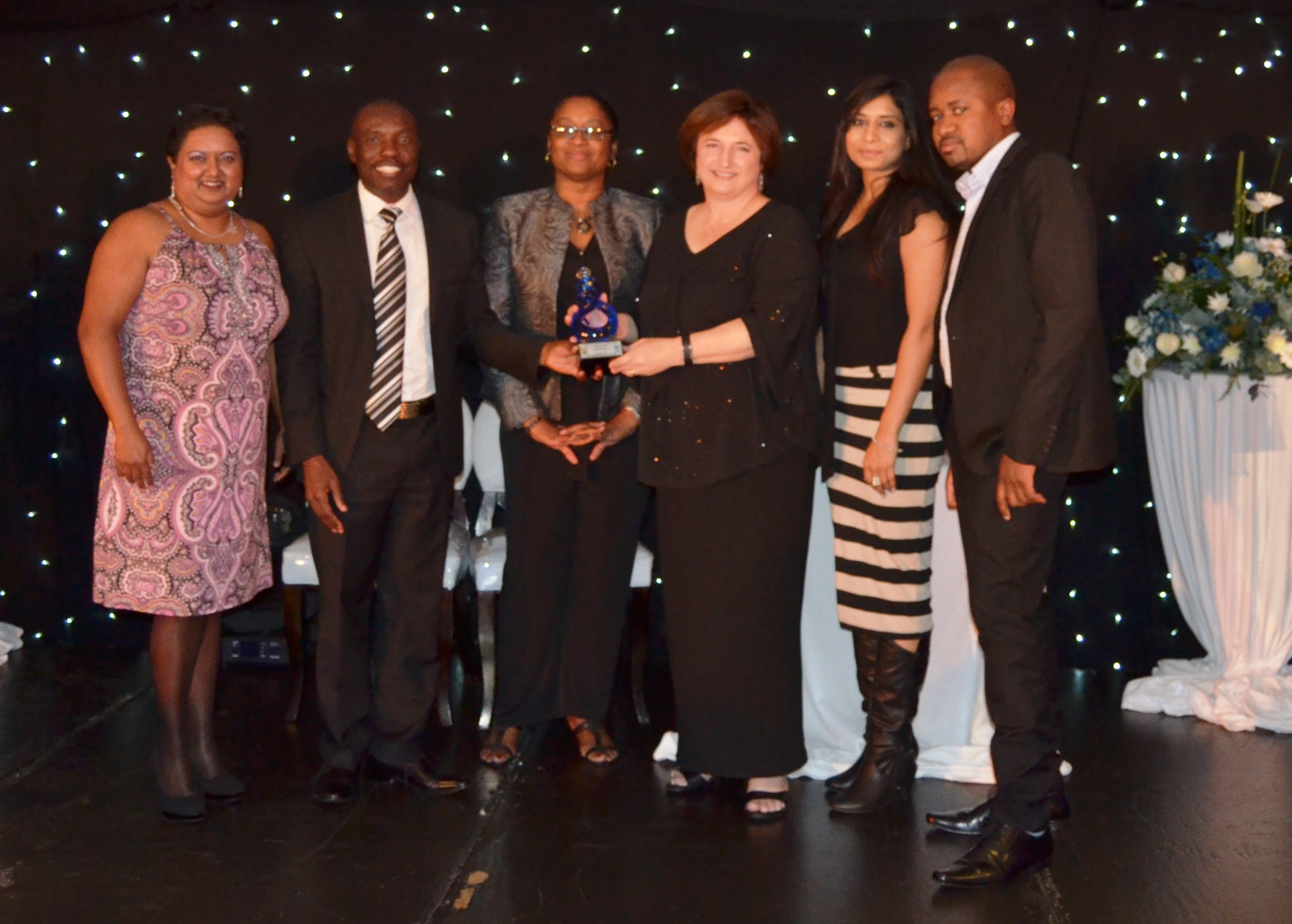 NMMU Innovation Office wins DST-SARIMA Award